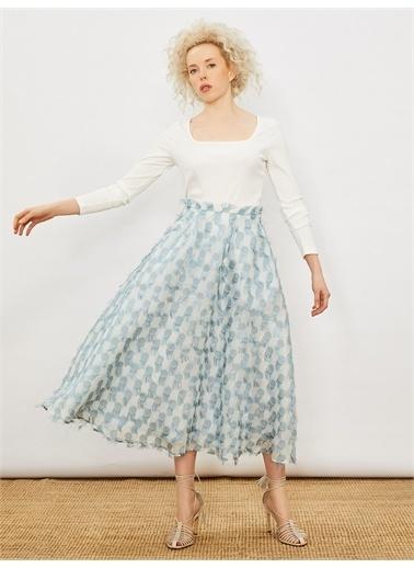 Vekem-Limited Edition Etek Beyaz